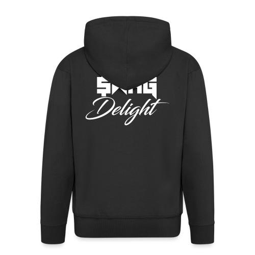 $wag Delight - Männer Premium Kapuzenjacke