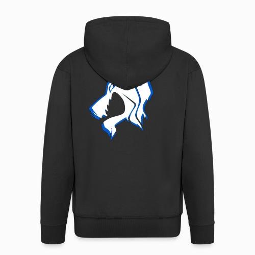 Dustox Gaming sweater Logo groot - Men's Premium Hooded Jacket