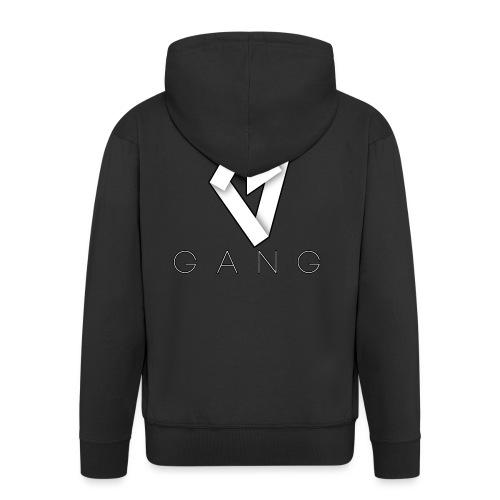 G-Gang - Männer Premium Kapuzenjacke