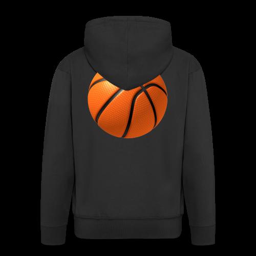 Basketball - Männer Premium Kapuzenjacke