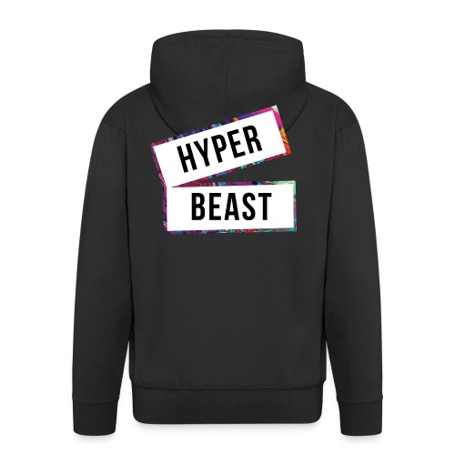 Hyperbeast Design - Men's Premium Hooded Jacket