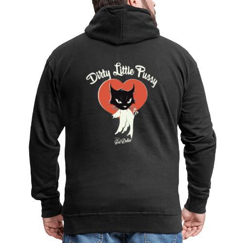 Dirty Little Pussy - Veste à capuche Premium Homme