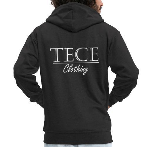 Tece Clothing Hoodie - Männer Premium Kapuzenjacke