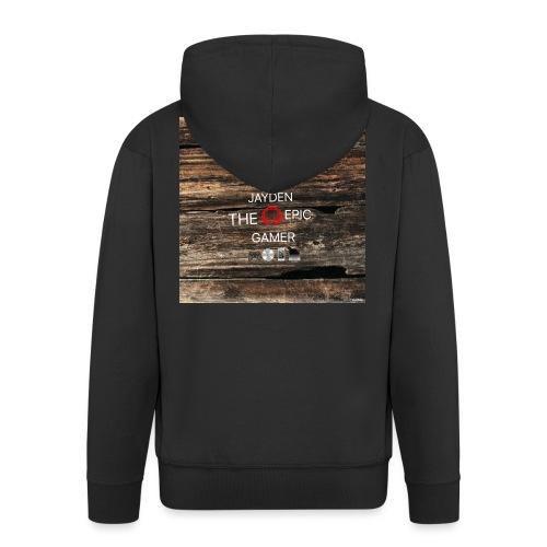 Jays cap - Men's Premium Hooded Jacket