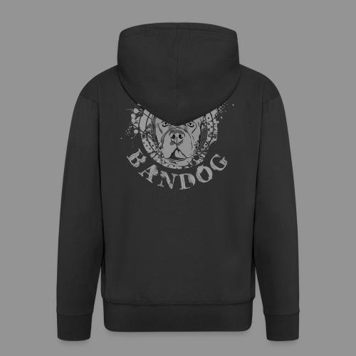 Bandog - Men's Premium Hooded Jacket