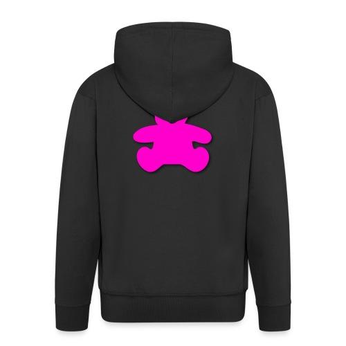 teddy bär - Männer Premium Kapuzenjacke