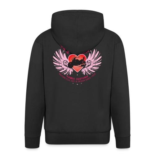 Kabes Fast Bum T-Shirt - Men's Premium Hooded Jacket