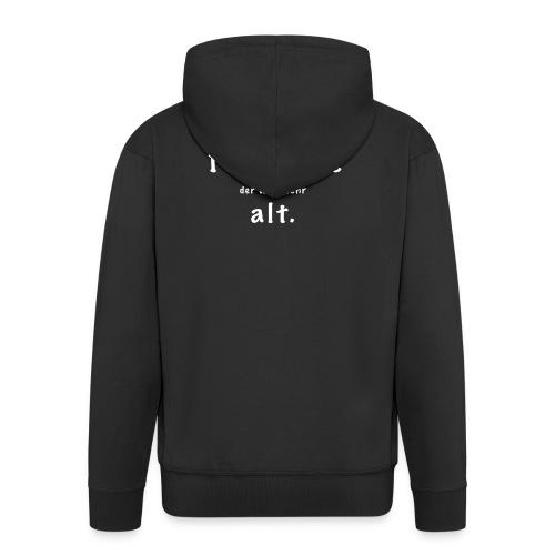 100 Jahre2 - Männer Premium Kapuzenjacke