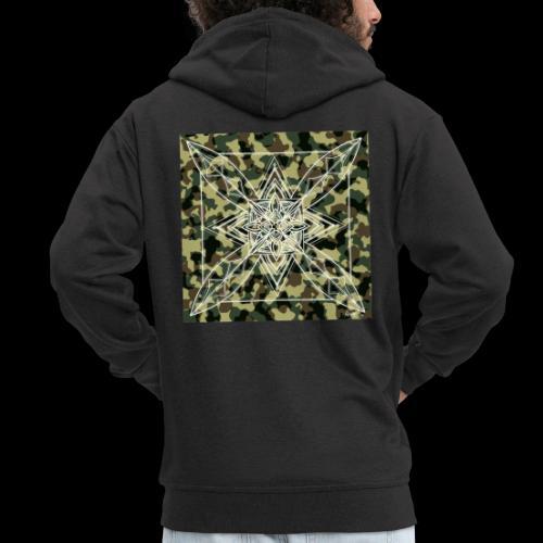 CamoDala - Men's Premium Hooded Jacket