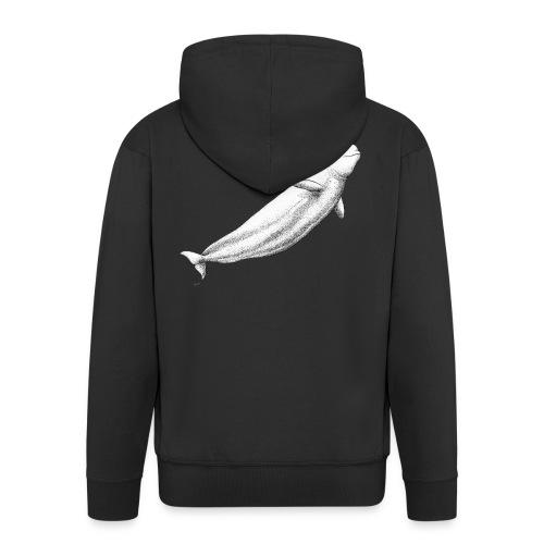 Beluga - Chaqueta con capucha premium hombre