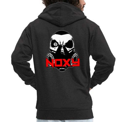 Noxy - Felpa con zip Premium da uomo