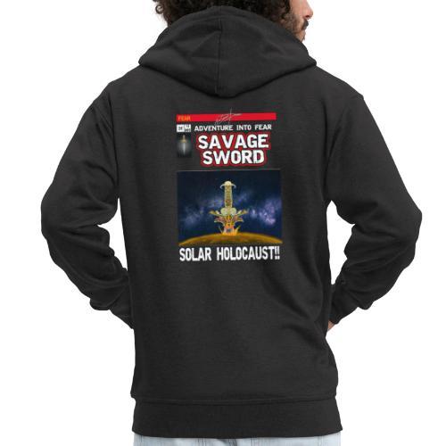 180813 Savage Sword Comic Lajarin Dream - Chaqueta con capucha premium hombre