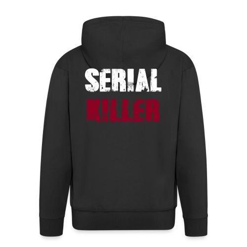 Serial Killer - Männer Premium Kapuzenjacke