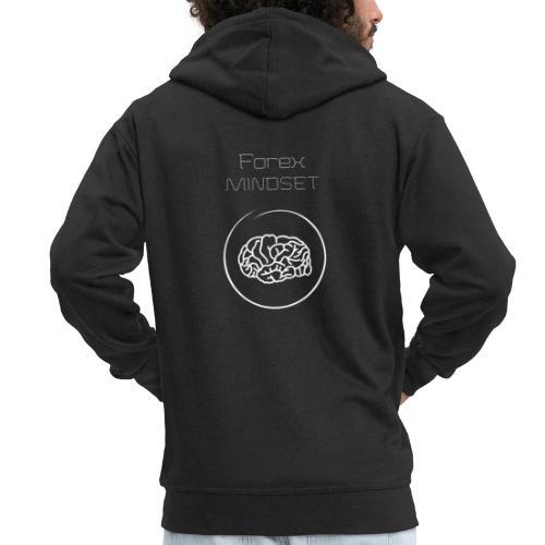 Mindset - Men's Premium Hooded Jacket