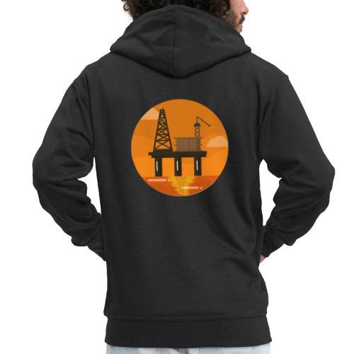 Wti 2 - Men's Premium Hooded Jacket