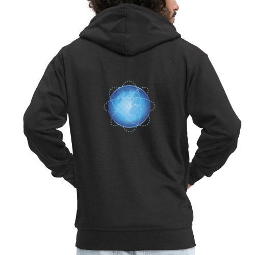 Global market - Men's Premium Hooded Jacket