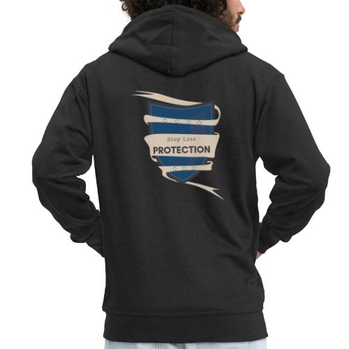 Stop loss - Men's Premium Hooded Jacket