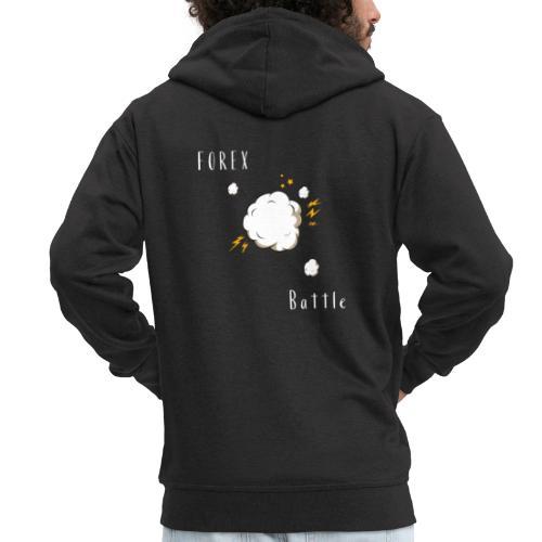 Forex battle - Men's Premium Hooded Jacket