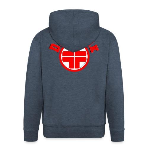 Denmark - Men's Premium Hooded Jacket