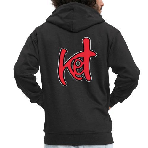 Ket - Veste à capuche Premium Homme