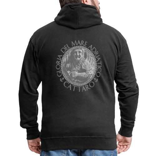 CATTARO - Men's Premium Hooded Jacket