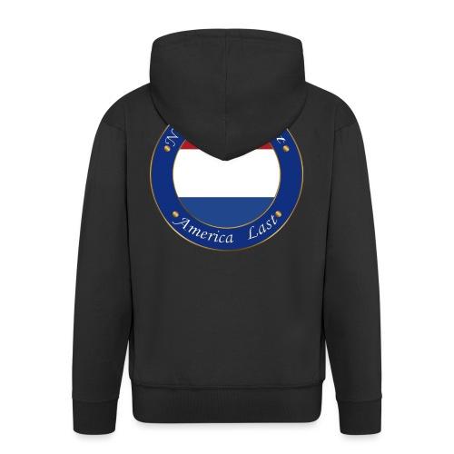 Nederland - Men's Premium Hooded Jacket