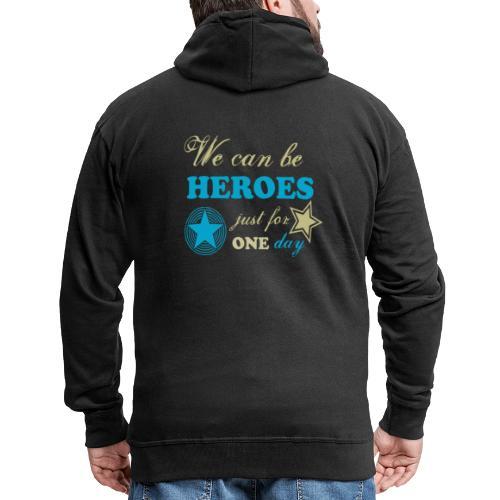 heroes - Veste à capuche Premium Homme