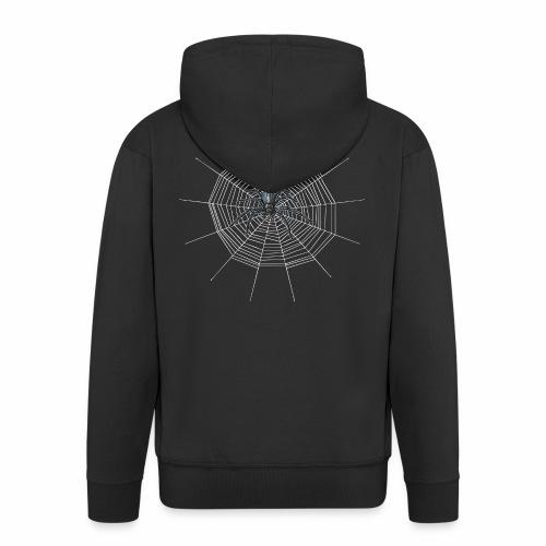 Spinnennetz - Männer Premium Kapuzenjacke