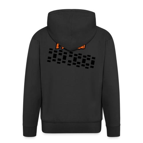 Cairoli - Felpa con zip Premium da uomo