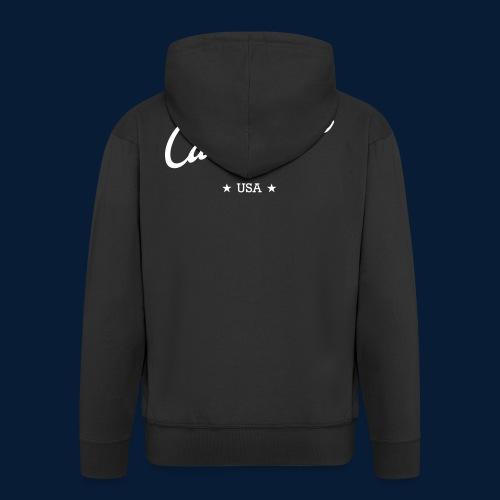 California - Männer Premium Kapuzenjacke