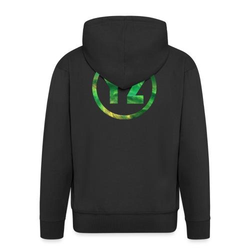 YZ-Mok - Mannenjack Premium met capuchon