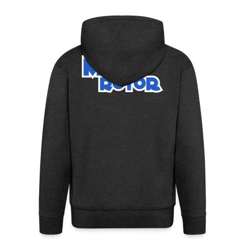 Multirotor - Men's Premium Hooded Jacket