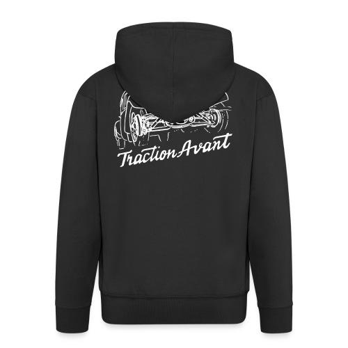 Traction Avant - Men's Premium Hooded Jacket
