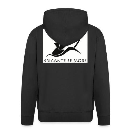 Briganti - Felpa con zip Premium da uomo