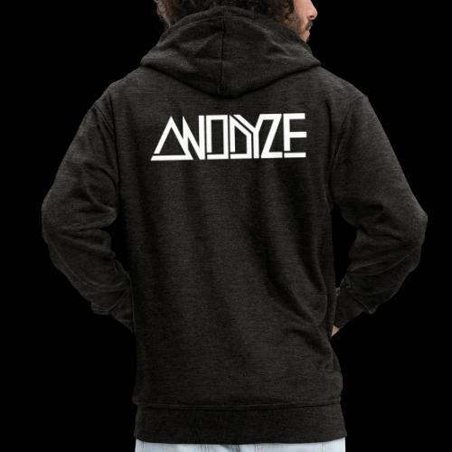 ANODYZE Standard - Männer Premium Kapuzenjacke