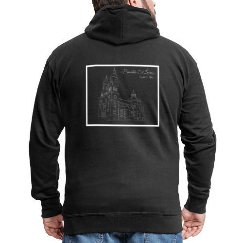 T Shirt Basilika St Lorenz Kempten Allgaeu - Männer Premium Kapuzenjacke