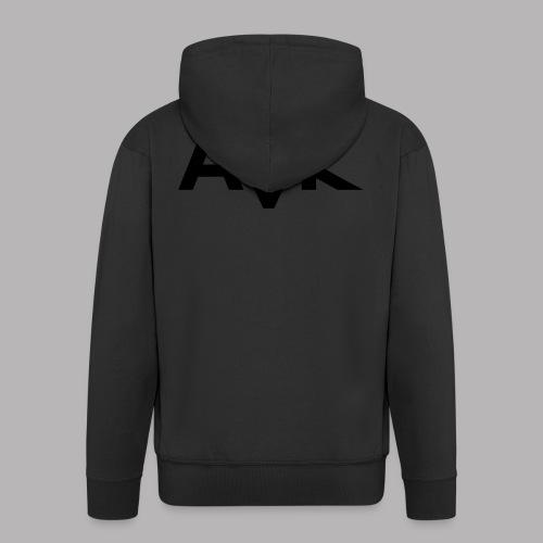 Basic AvK Shirt - Männer Premium Kapuzenjacke