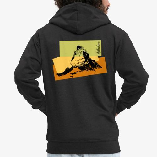 Matterhorn - Men's Premium Hooded Jacket