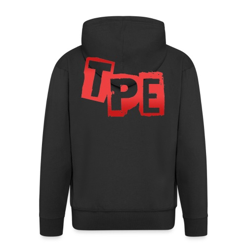 TPE T-shirt - Premium-Luvjacka herr