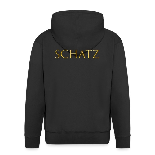 Schatz - Männer Premium Kapuzenjacke