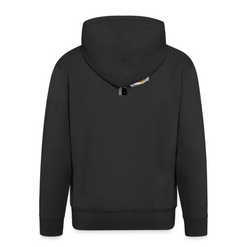 accessories - Men's Premium Hooded Jacket