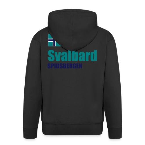 Spitzbergen Expedition - Survival Shirt - Männer Premium Kapuzenjacke