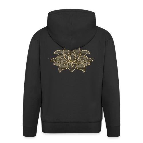 In-Extremis du lotus - Veste à capuche Premium Homme