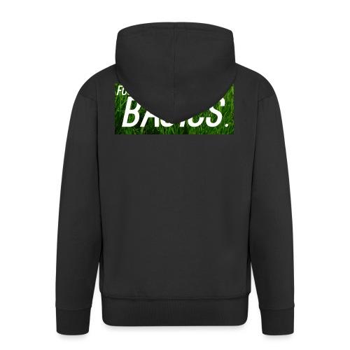 grass_2 - Men's Premium Hooded Jacket