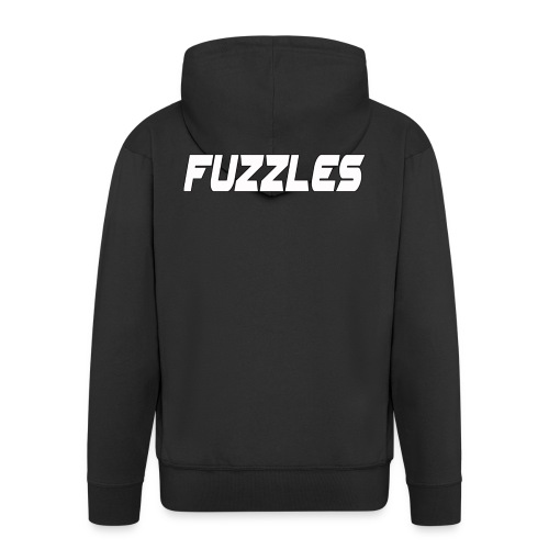 fuzzles - Men's Premium Hooded Jacket
