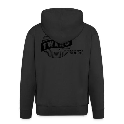 Velvetone Twang Supreme #3 - Männer Premium Kapuzenjacke
