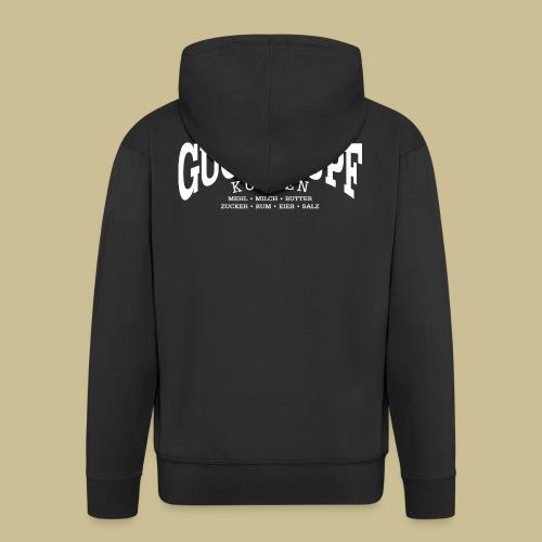 Gugelhupf (white) - Männer Premium Kapuzenjacke