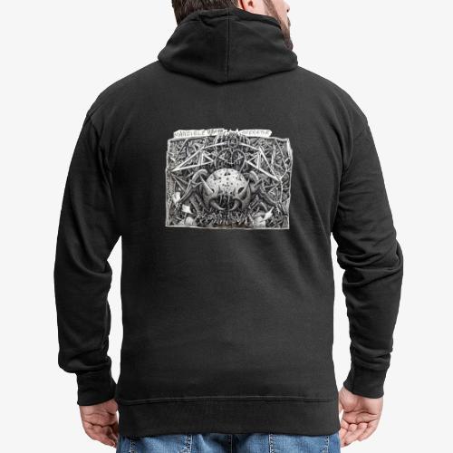 Mandible Death Operator - Men's Premium Hooded Jacket