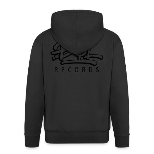 Bøl Records - Premium Hettejakke for menn