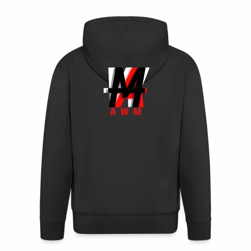 AWM Logo T-Shirt (WOMEN) - Men's Premium Hooded Jacket
